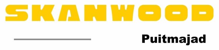 Skanwood puitmajad Logo